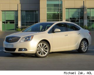 2013 Buick Verano Turbo Test Drive